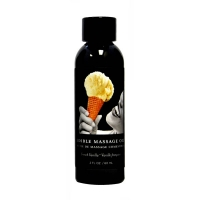 French Vanilla Edible Massage Oil 59ml