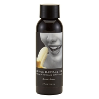 Banana Edible Massage Oil 59ml