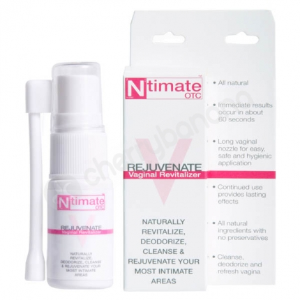 Ntimate Otc Rejuvenate Vaginal Revitalizer 10ml