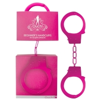 Ouch Pink Beginner's Handcuffs
