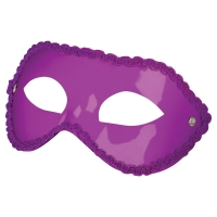 Ouch Purple Mask For Party