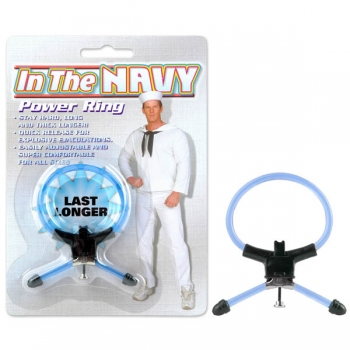 In The Navy Power Cock Ring