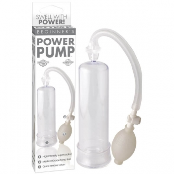 Beginner's Clear Power Pump