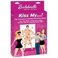 Kiss My ....! Bachelorette Game