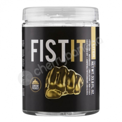 Fist It Fisting Lubricant Tub 1000ml
