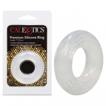 Premium Silicone Ring Clear Large
