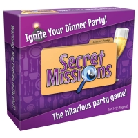Secret Missions - Dinner Party Game