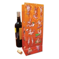 Couples Sex Position Wine Bag