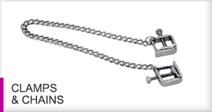 Nipple Clamps & Chains