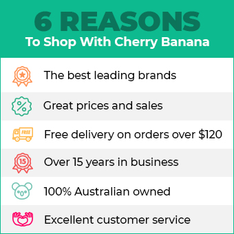 Six reasons to shop with Cherry Banana