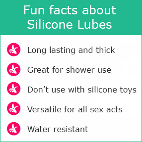 Silicone Lubes